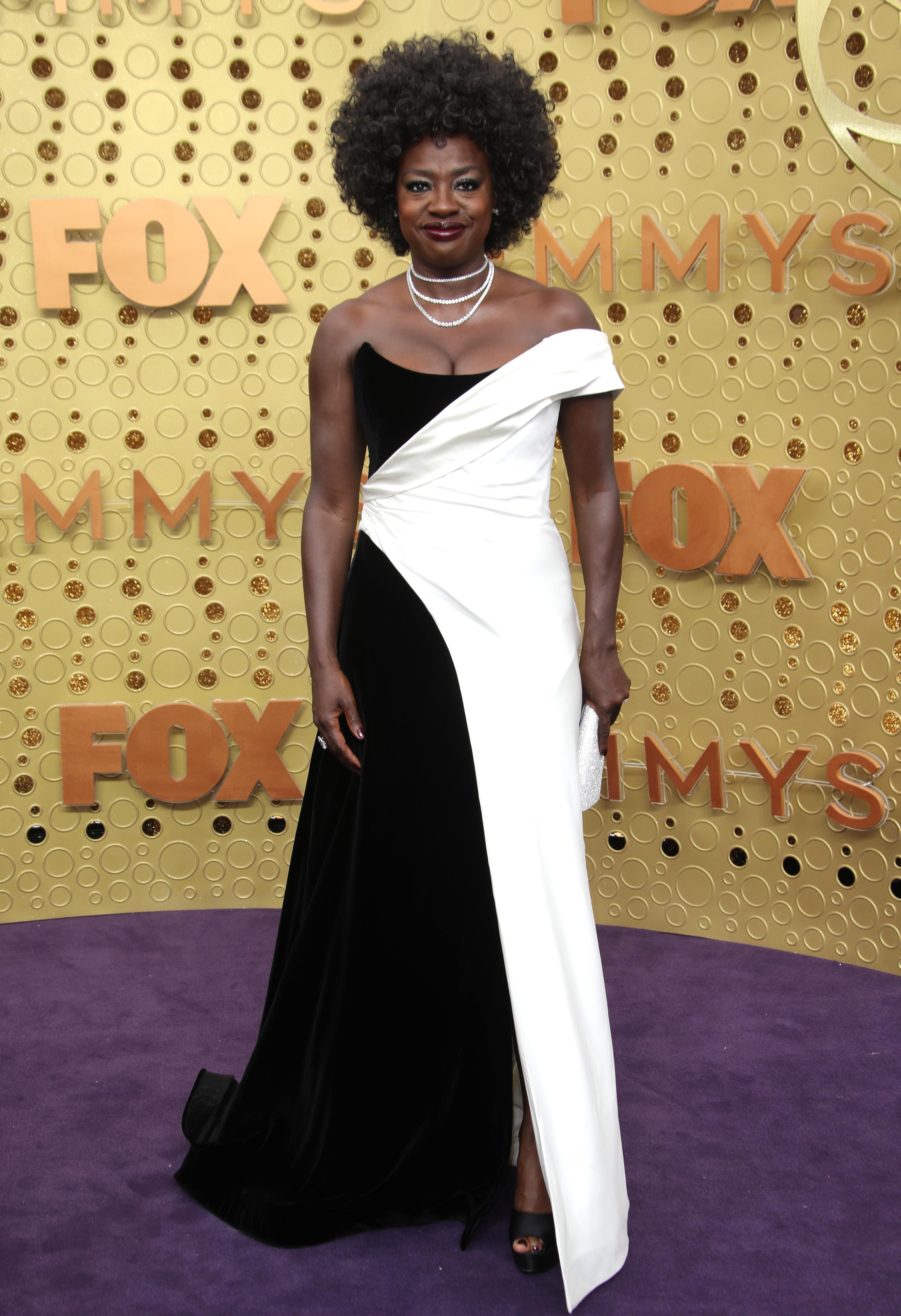 Viola Davis71st Annual Primetime Emmy Awards, Arrivals, Microsoft Theatre, Los Angeles, USA - 22 Sep 2019