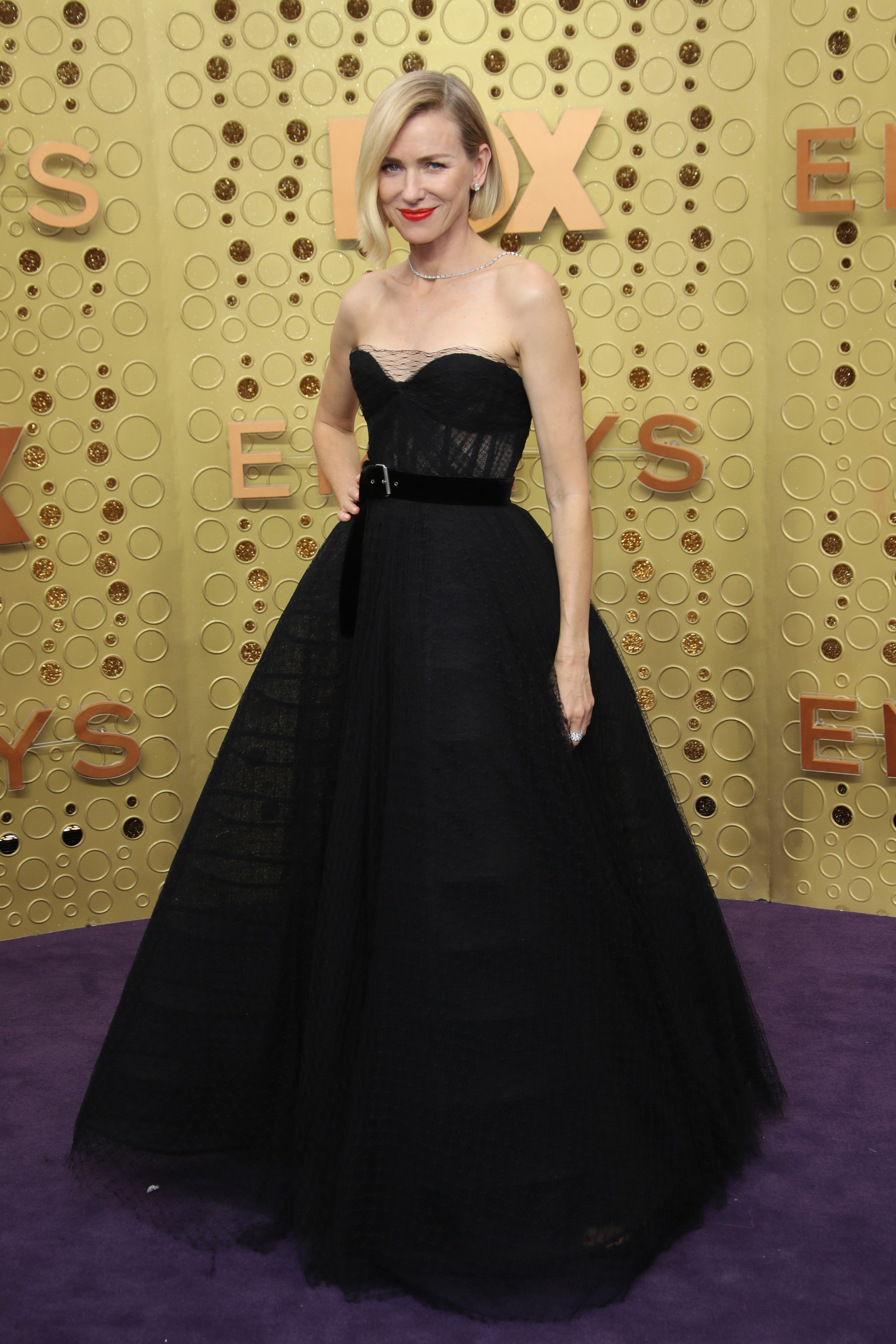 Naomi Watts71st Annual Primetime Emmy Awards, Arrivals, Microsoft Theatre, Los Angeles, USA - 22 Sep 2019