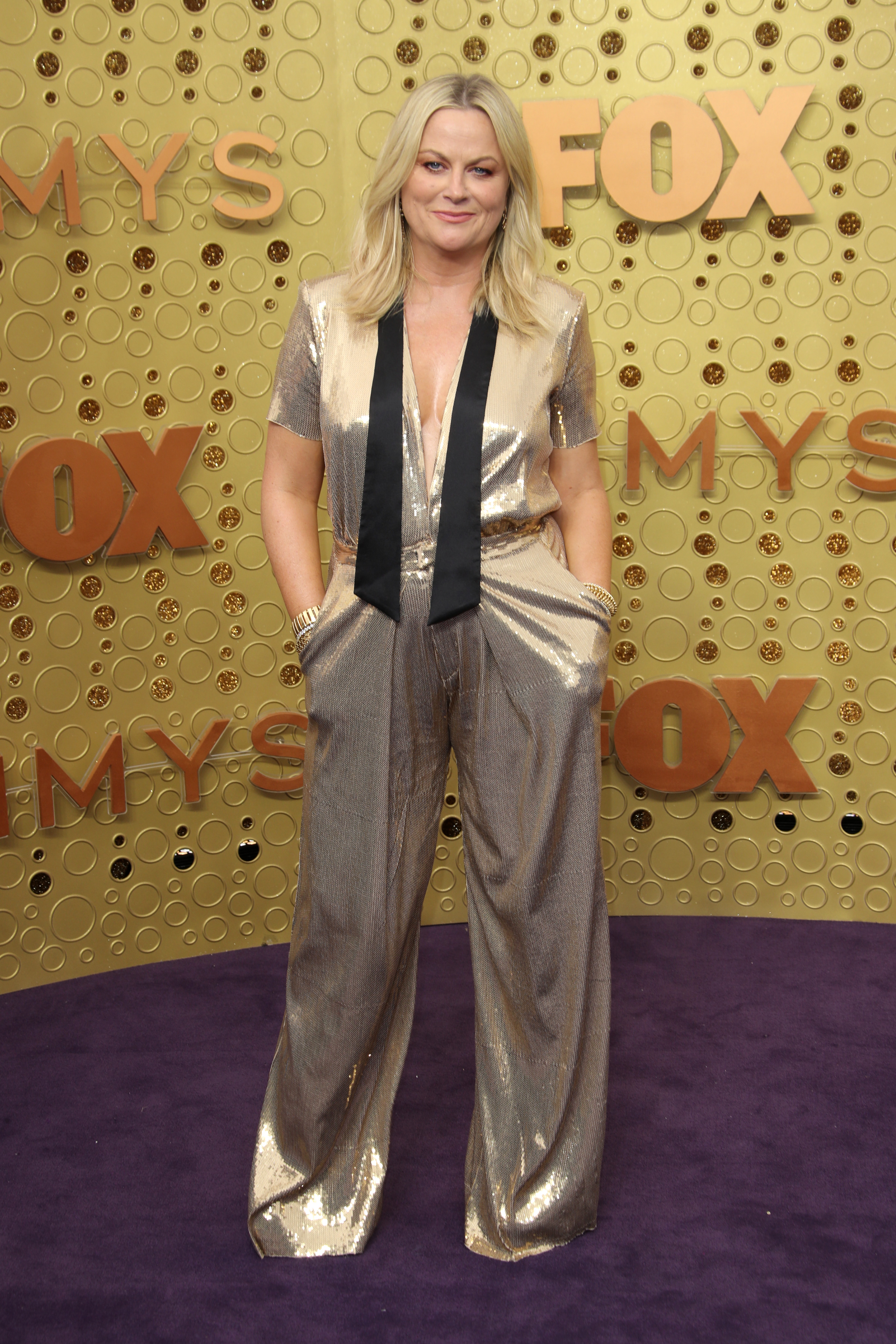 Amy Poehler71st Annual Primetime Emmy Awards, Arrivals, Microsoft Theatre, Los Angeles, USA - 22 Sep 2019