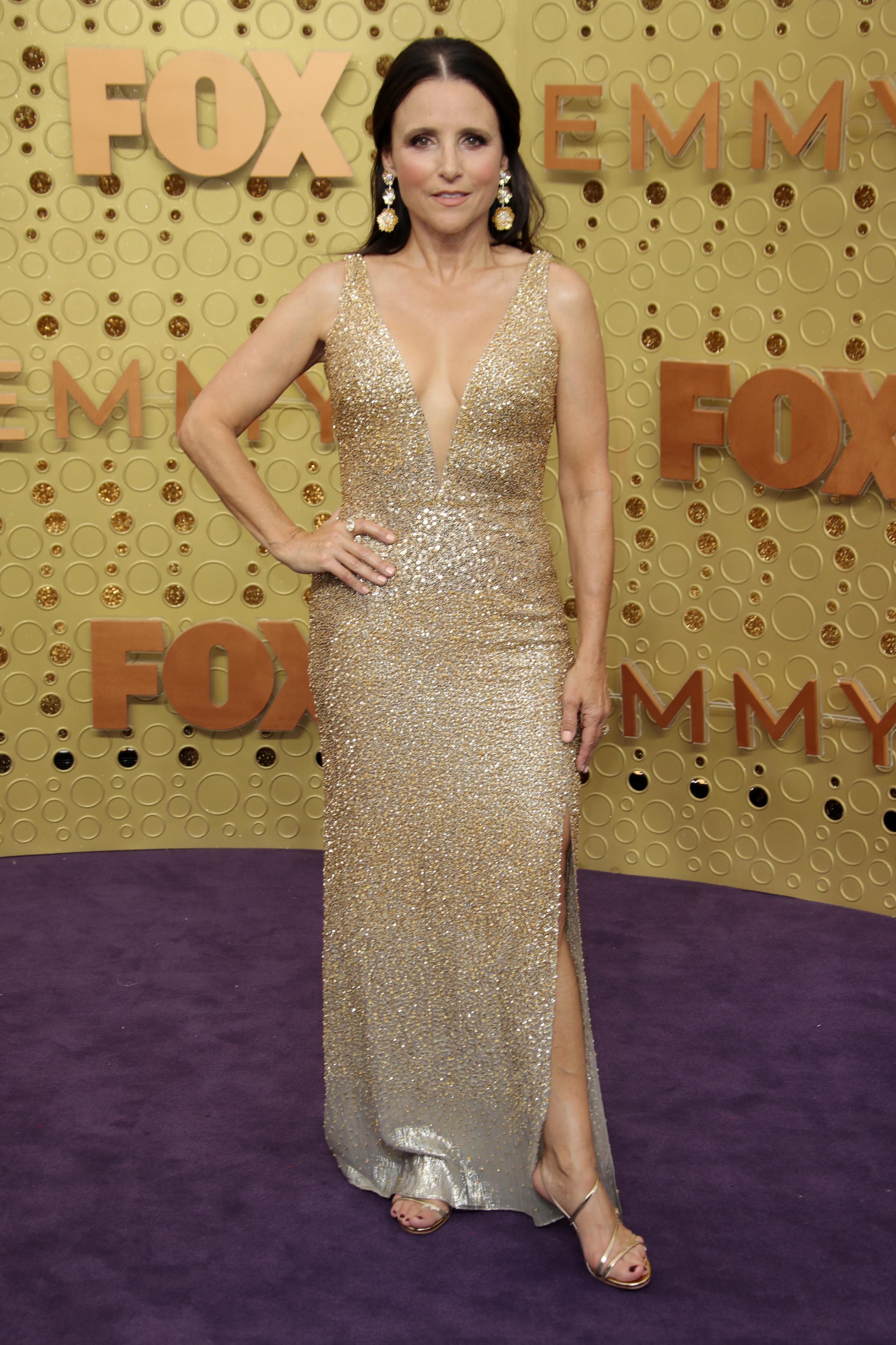 Julia Louis-Dreyfus71st Annual Primetime Emmy Awards, Arrivals, Microsoft Theatre, Los Angeles, USA - 22 Sep 2019