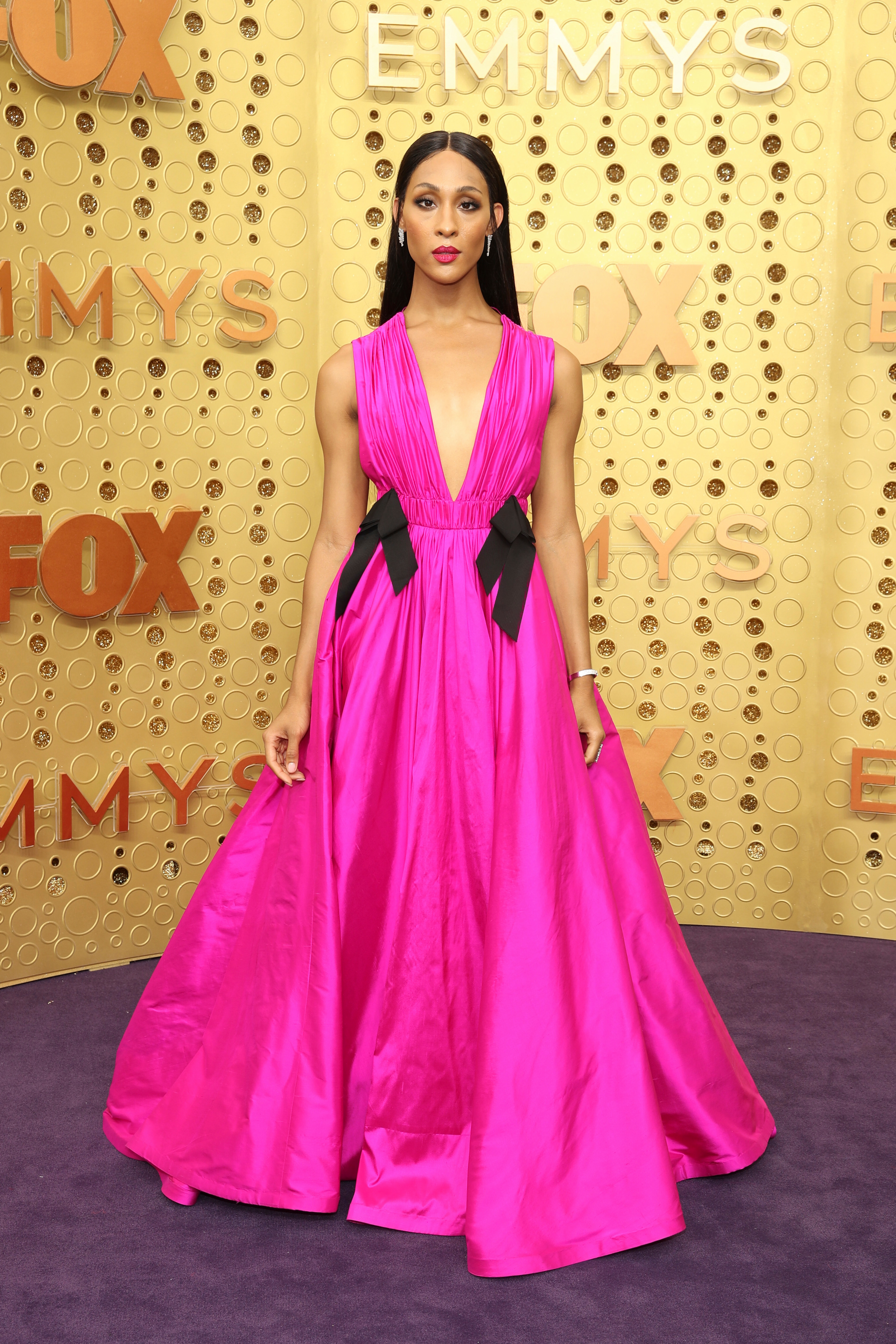 MJ Rodriguez71st Annual Primetime Emmy Awards, Arrivals, Microsoft Theatre, Los Angeles, USA - 22 Sep 2019