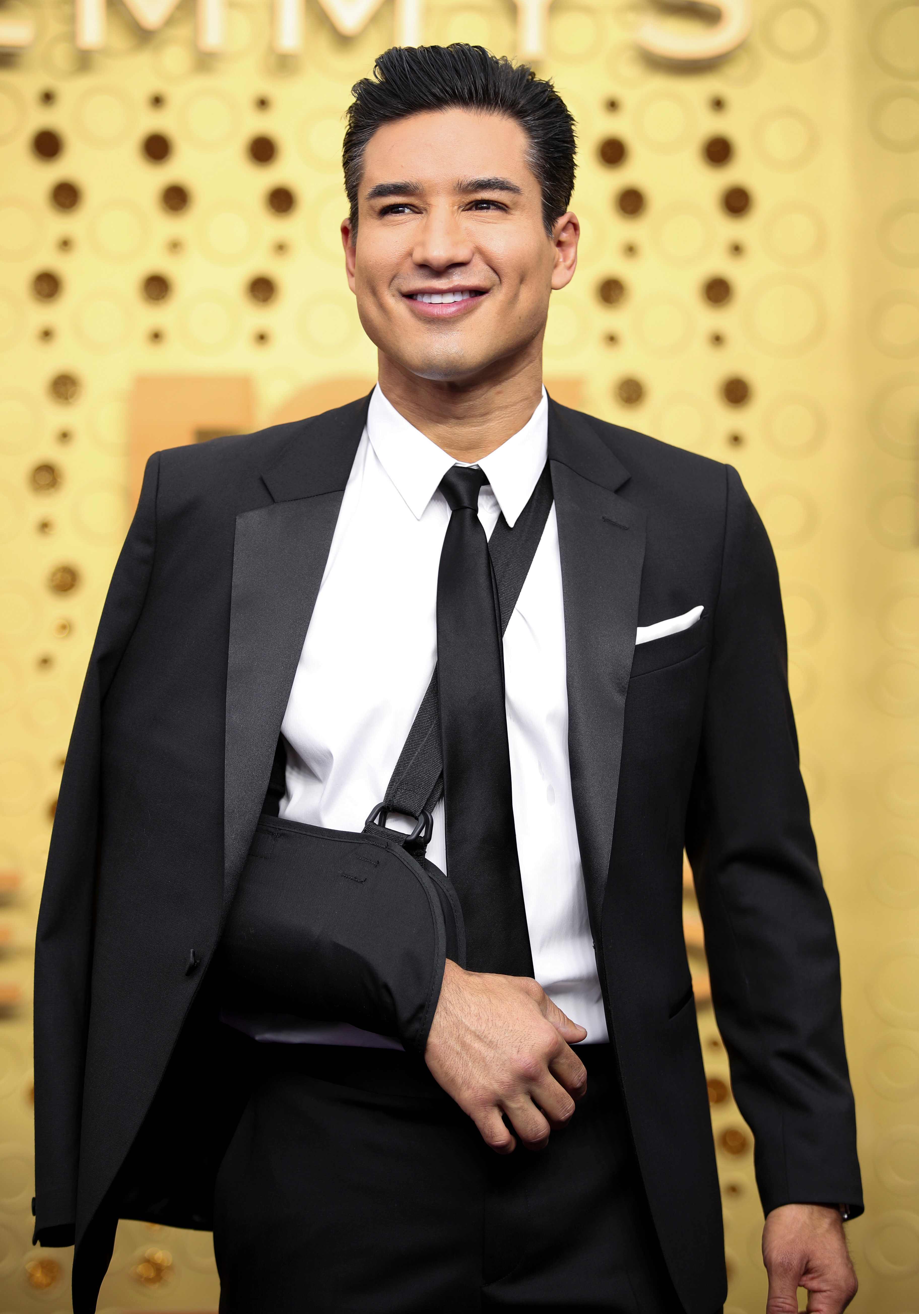Mario Lopez71st Annual Primetime Emmy Awards, Arrivals, Microsoft Theatre, Los Angeles, USA - 22 Sep 2019