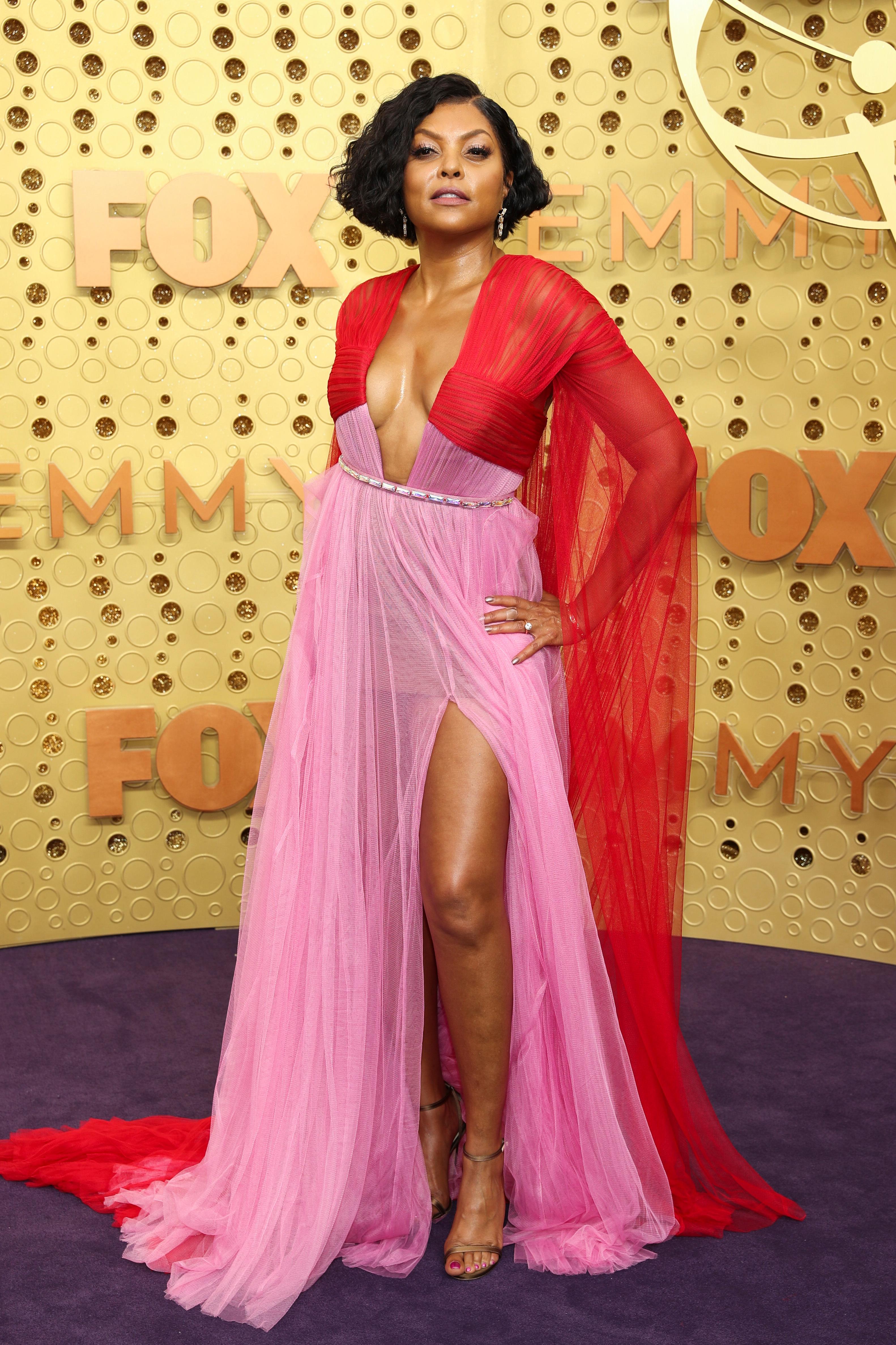 Taraji P. Henson71st Annual Primetime Emmy Awards, Arrivals, Microsoft Theatre, Los Angeles, USA - 22 Sep 2019