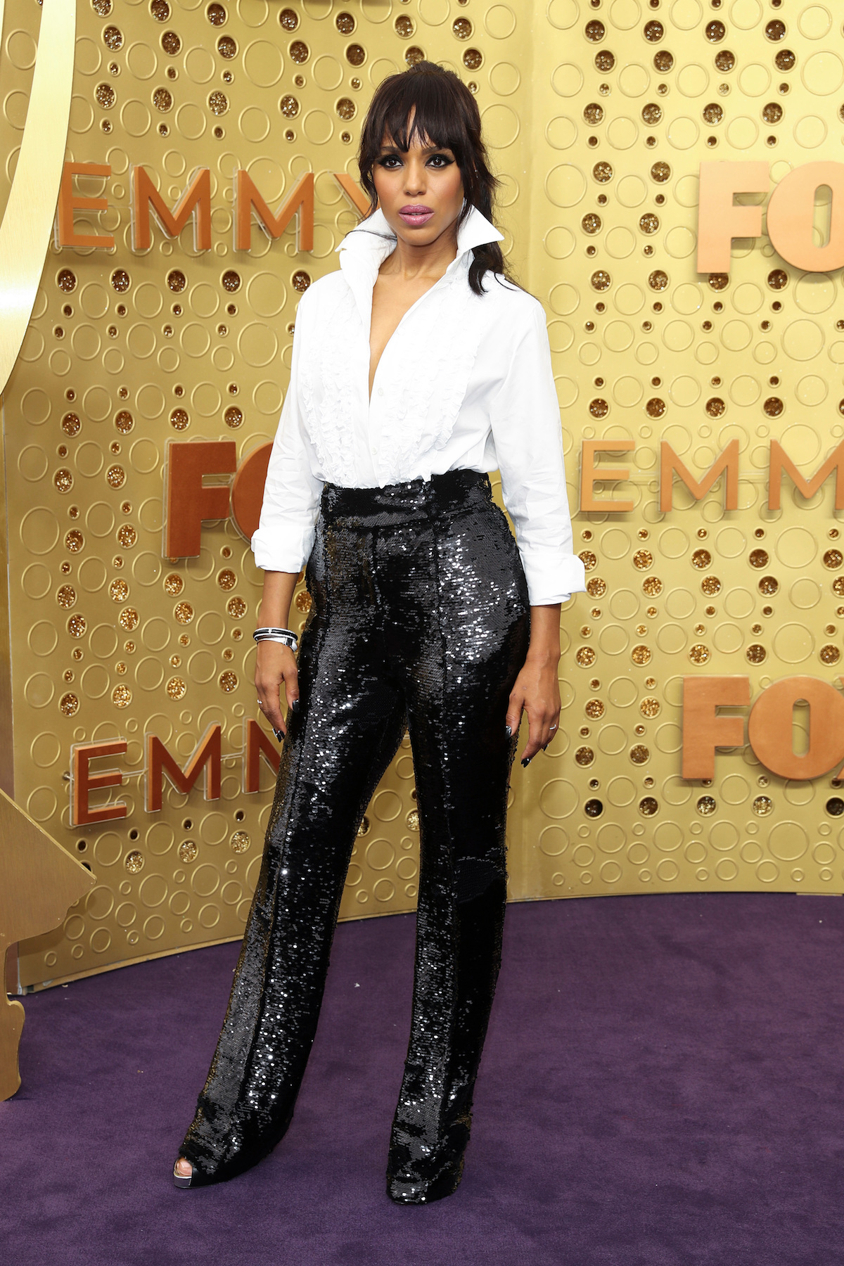 Kerry Washington71st Annual Primetime Emmy Awards, Arrivals, Microsoft Theatre, Los Angeles, USA - 22 Sep 2019