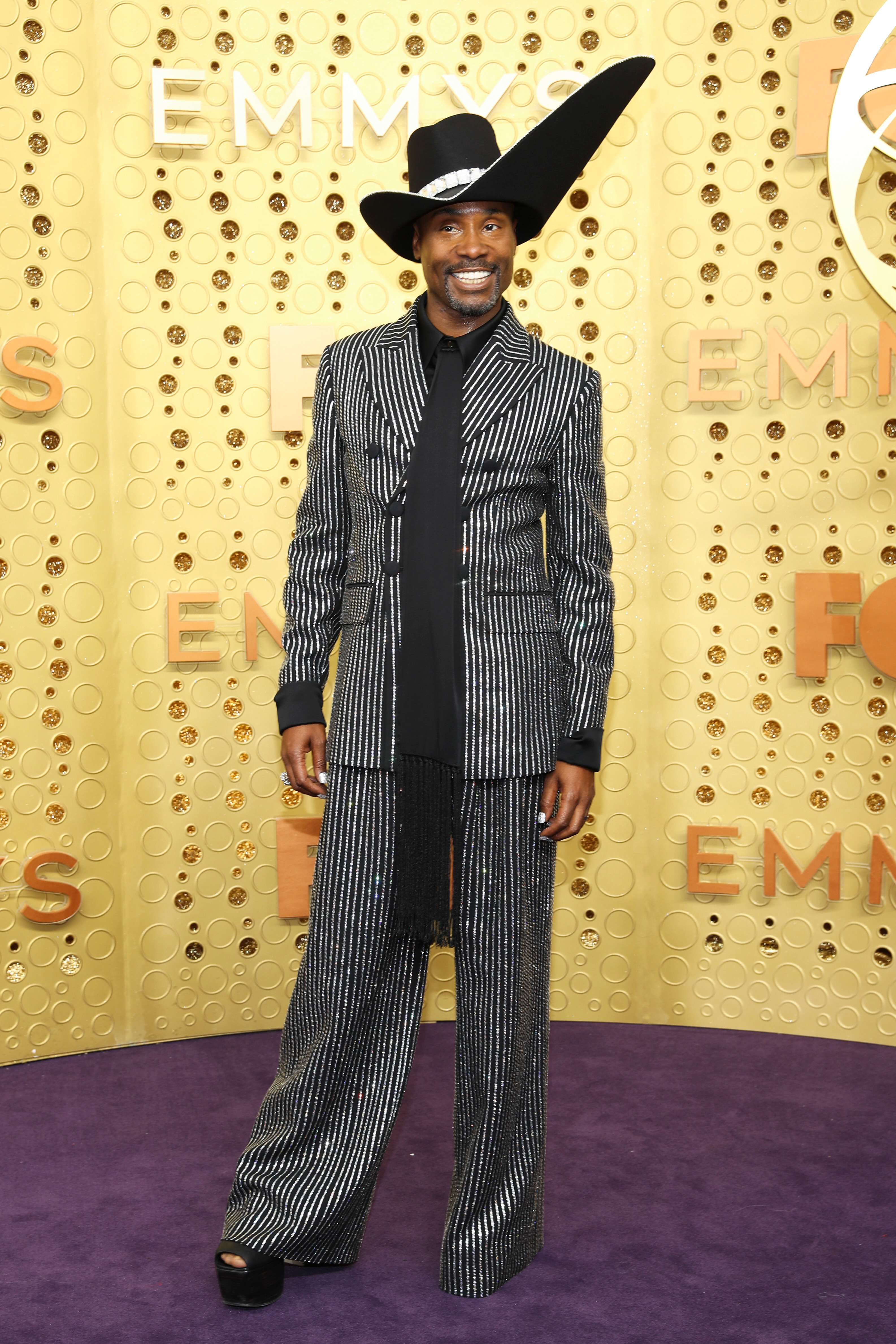 Billy Porter71st Annual Primetime Emmy Awards, Arrivals, Microsoft Theatre, Los Angeles, USA - 22 Sep 2019