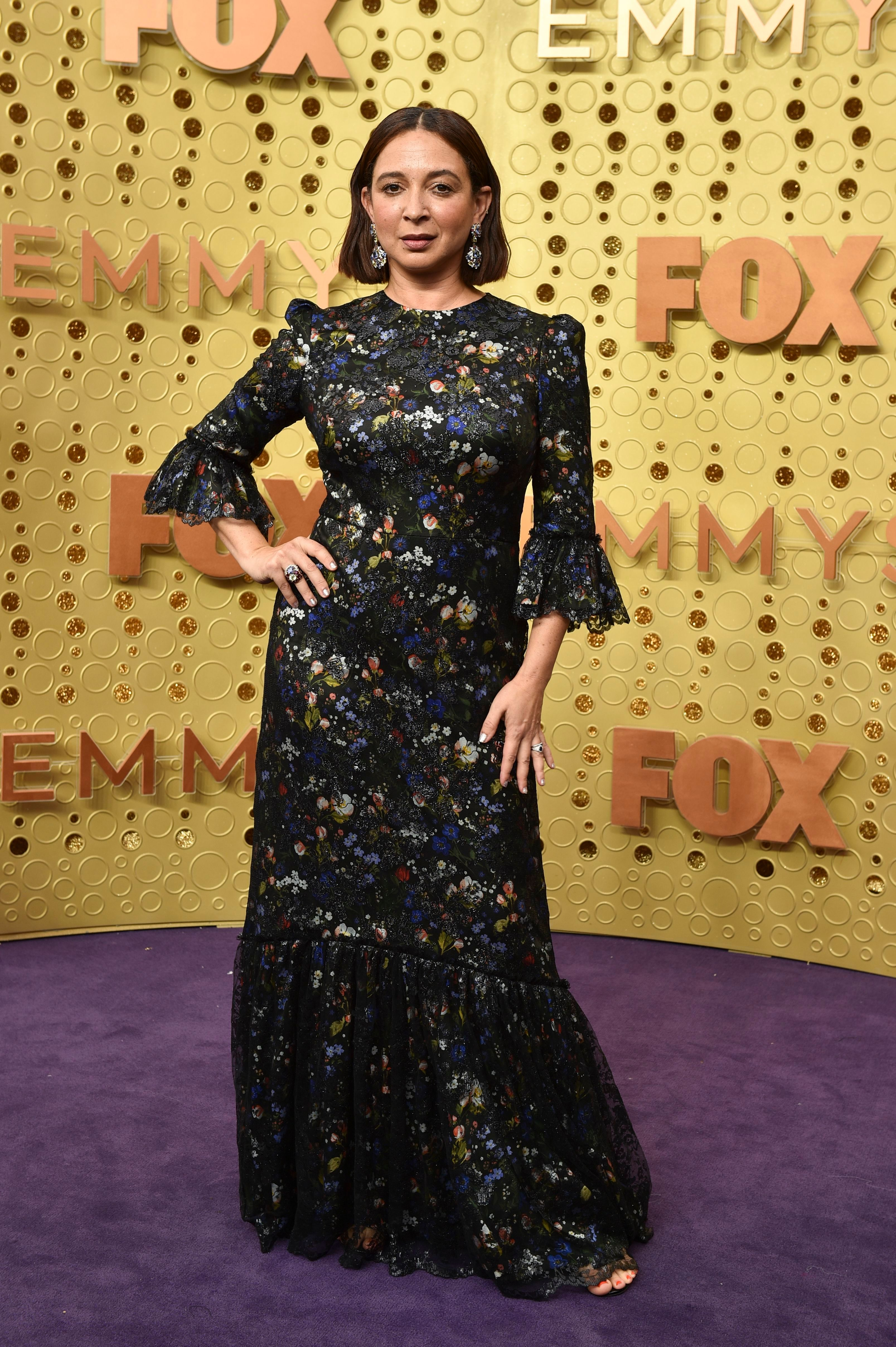 Maya Rudolph71st Annual Primetime Emmy Awards, Arrivals, Microsoft Theatre, Los Angeles, USA - 22 Sep 2019
