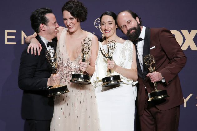 Emmys 2019: Amazon and 'Fleabag' Shine Bright on 'Game of Thrones' Big Night