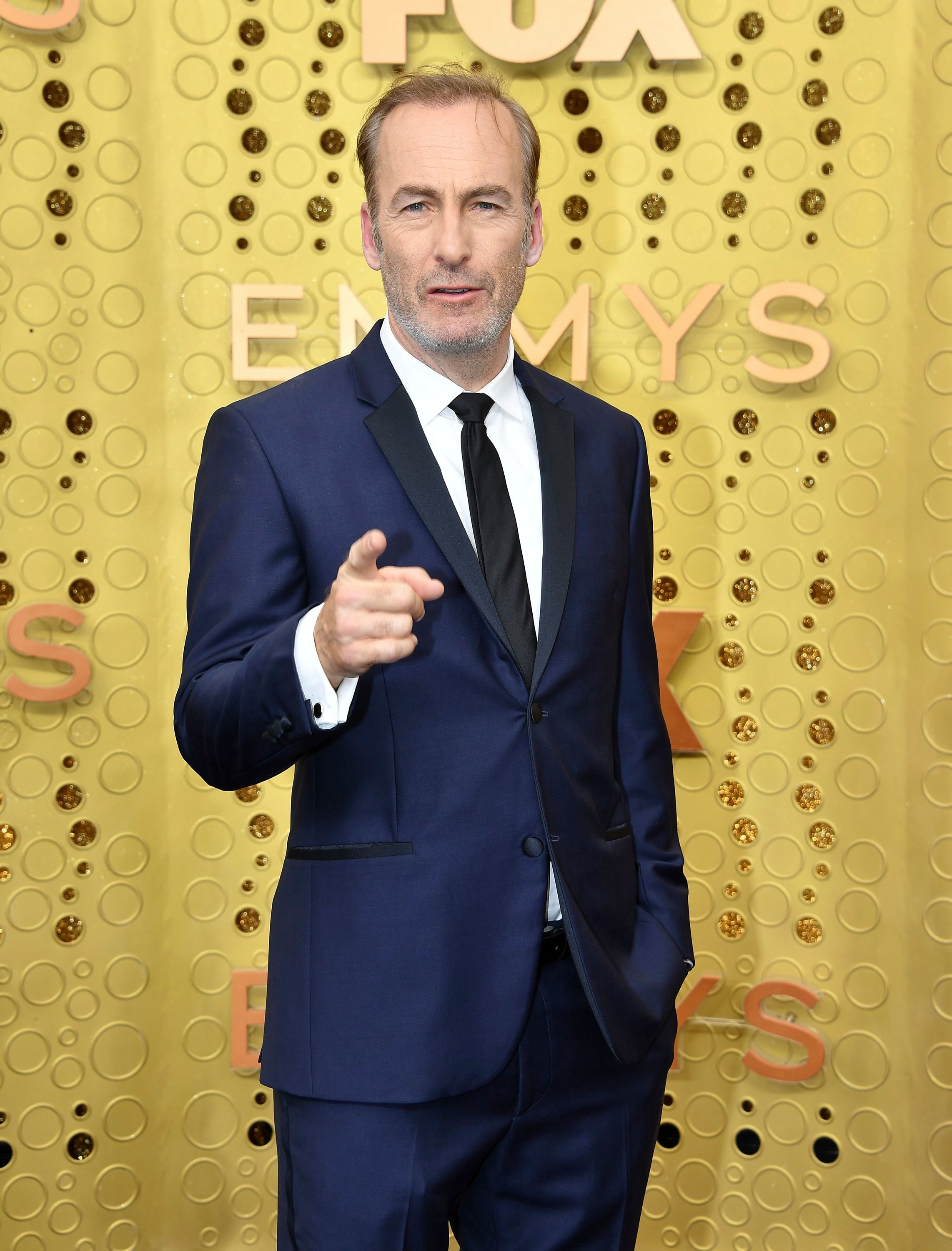 Bob Odenkirk arrives at the 71st Primetime Emmy Awards, at the Microsoft Theater in Los Angeles71st Primetime Emmy Awards - Arrivals, Los Angeles, USA - 22 Sep 2019