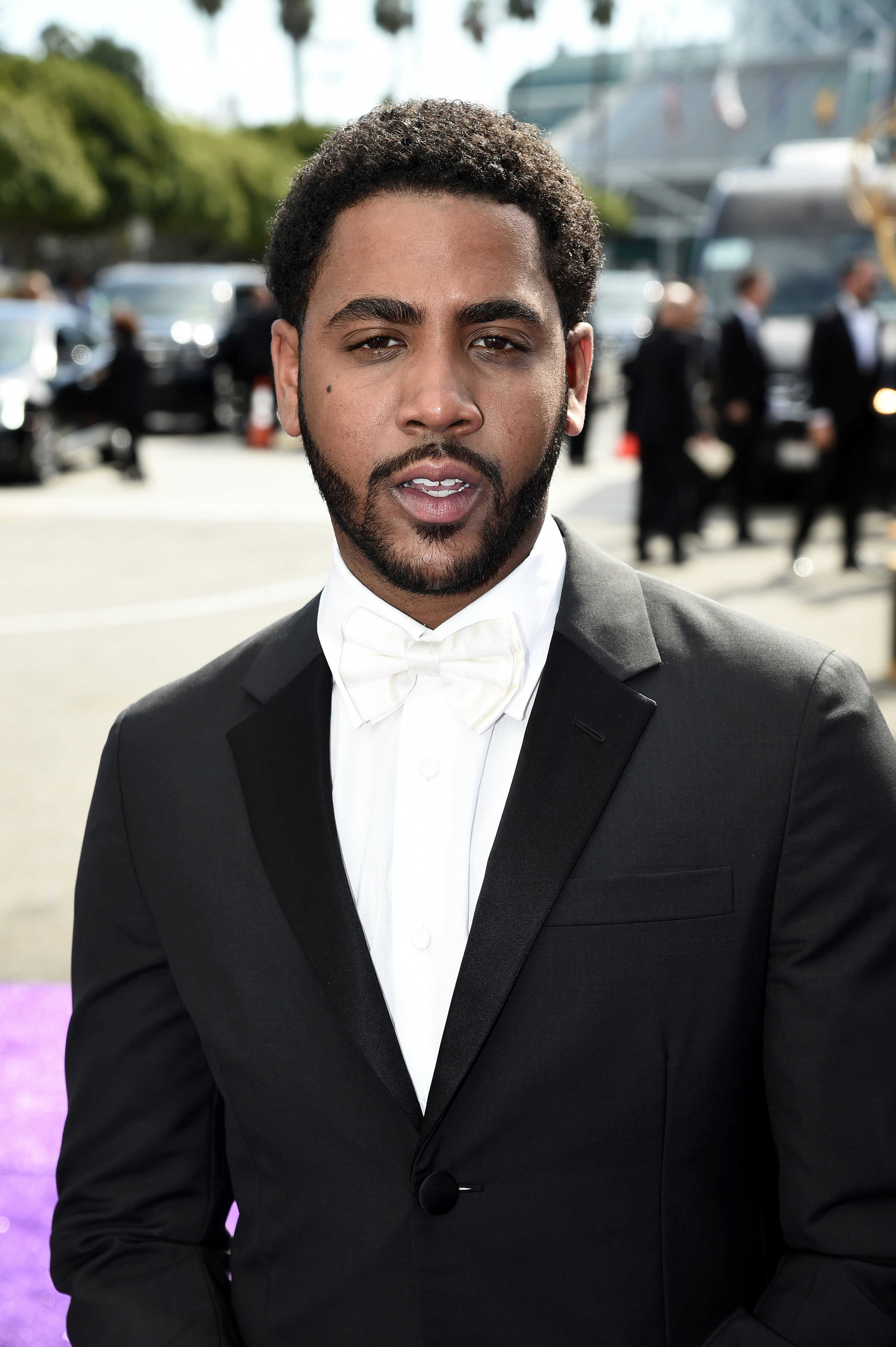 Jharrel Jerome arrives at the 71st Primetime Emmy Awards, at the Microsoft Theater in Los Angeles71st Primetime Emmy Awards - Limo Drop Off, Los Angeles, USA - 22 Sep 2019