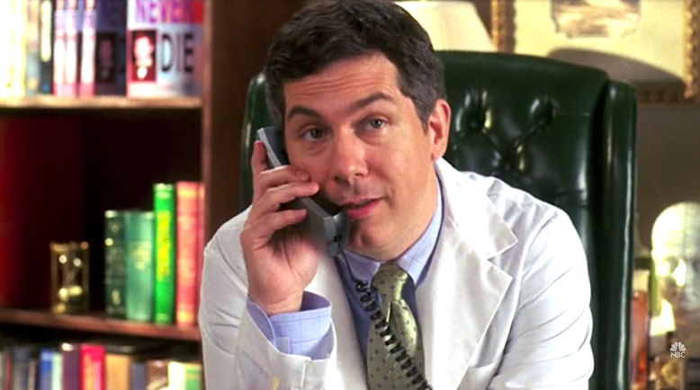 "Chris Parnell, ""30 Rock"""
