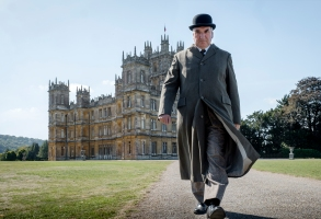 "Jim Carter, ""Downton Abbey"""