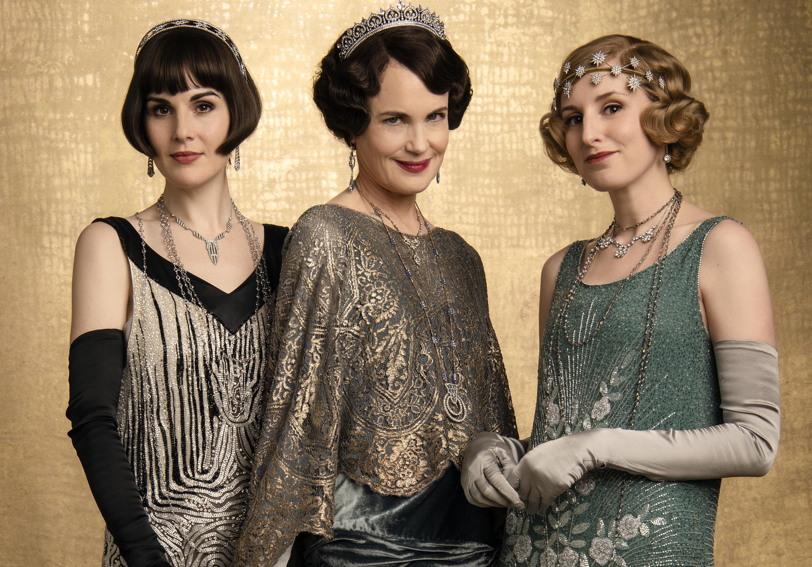 Downton Abbey Movie & TV British Stereotypes