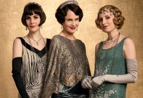 "Michelle Dockery, Elizabeth McGovern, and Laura Carmichael, ""Downton Abbey"""