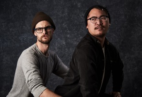 Daniel Scheinert, Daniel KwanThe Variety Shutterstock Sundance Portrait Studio, Park City, Utah, America - 23 Jan 2016