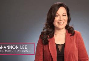 Shannon Lee, HBO Visionaries 2020 ambassador