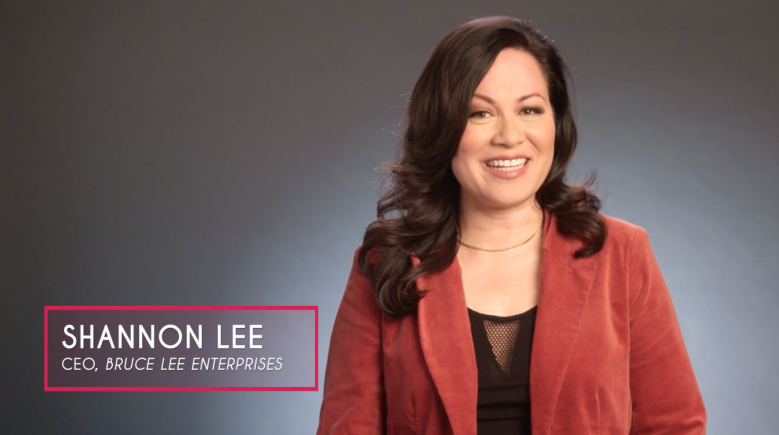 Shannon Lee, HBO Visionaries 2020 ambassador