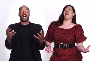 'Emergence': Solving Riddles with Allison Tolman and Donald Faison