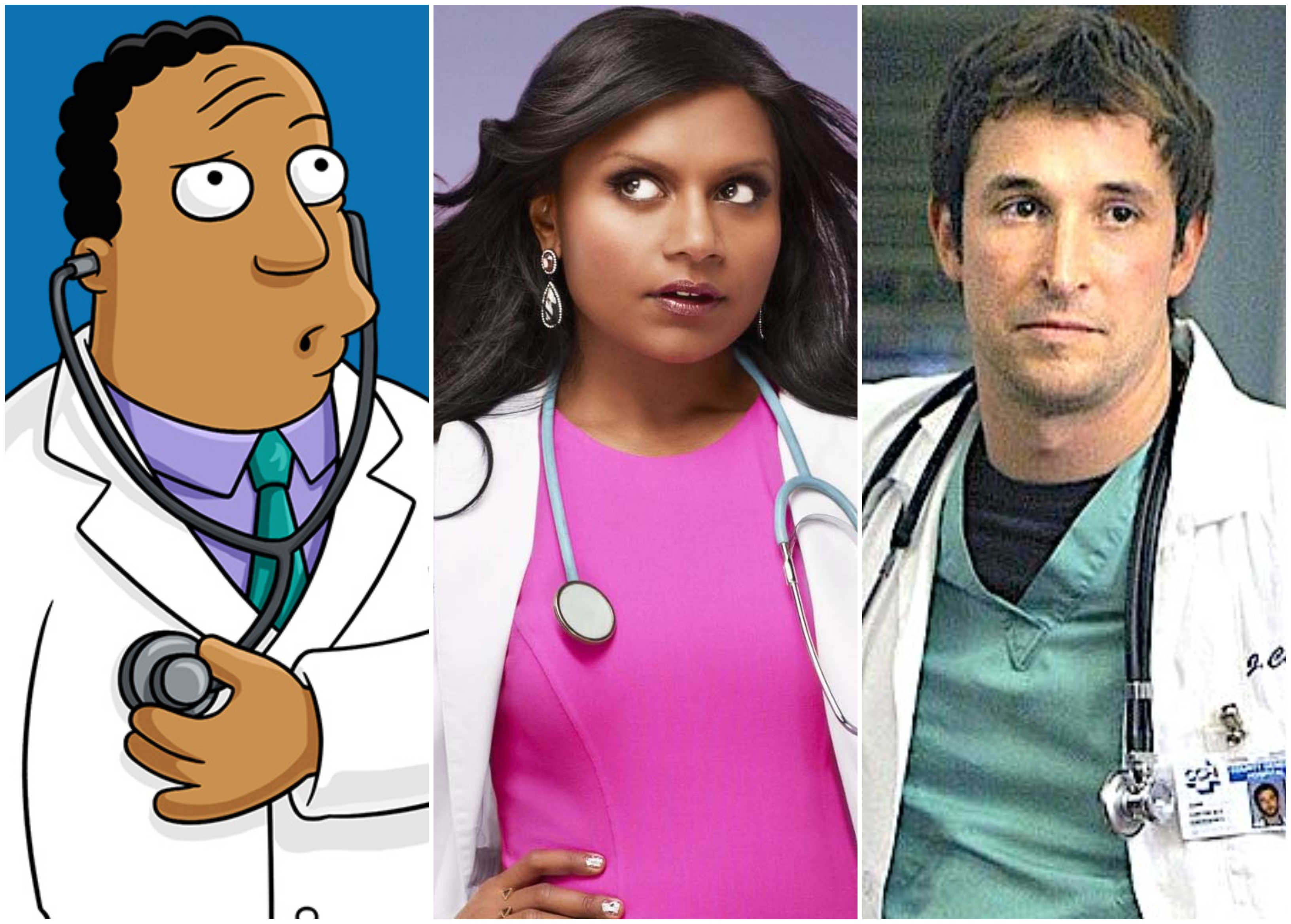 Critics Pick Their Favorite TV Doctors of All Time