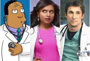 Best TV Doctors