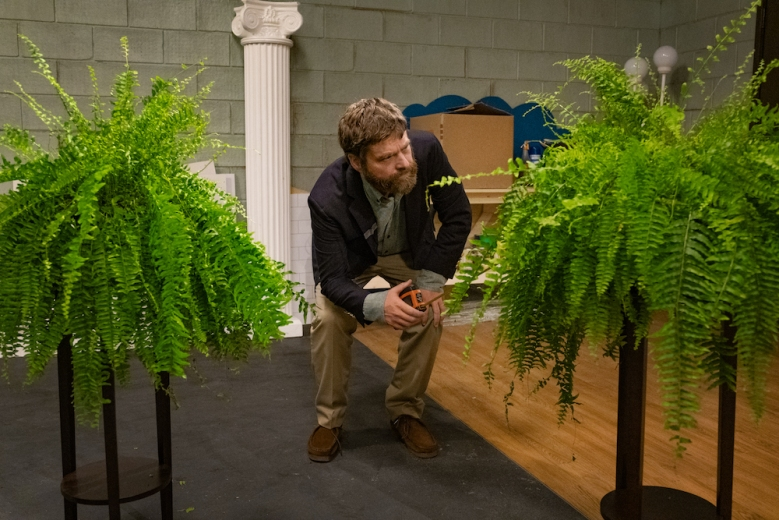 Between Two Ferns Movie Zach Galifianakis Netflix
