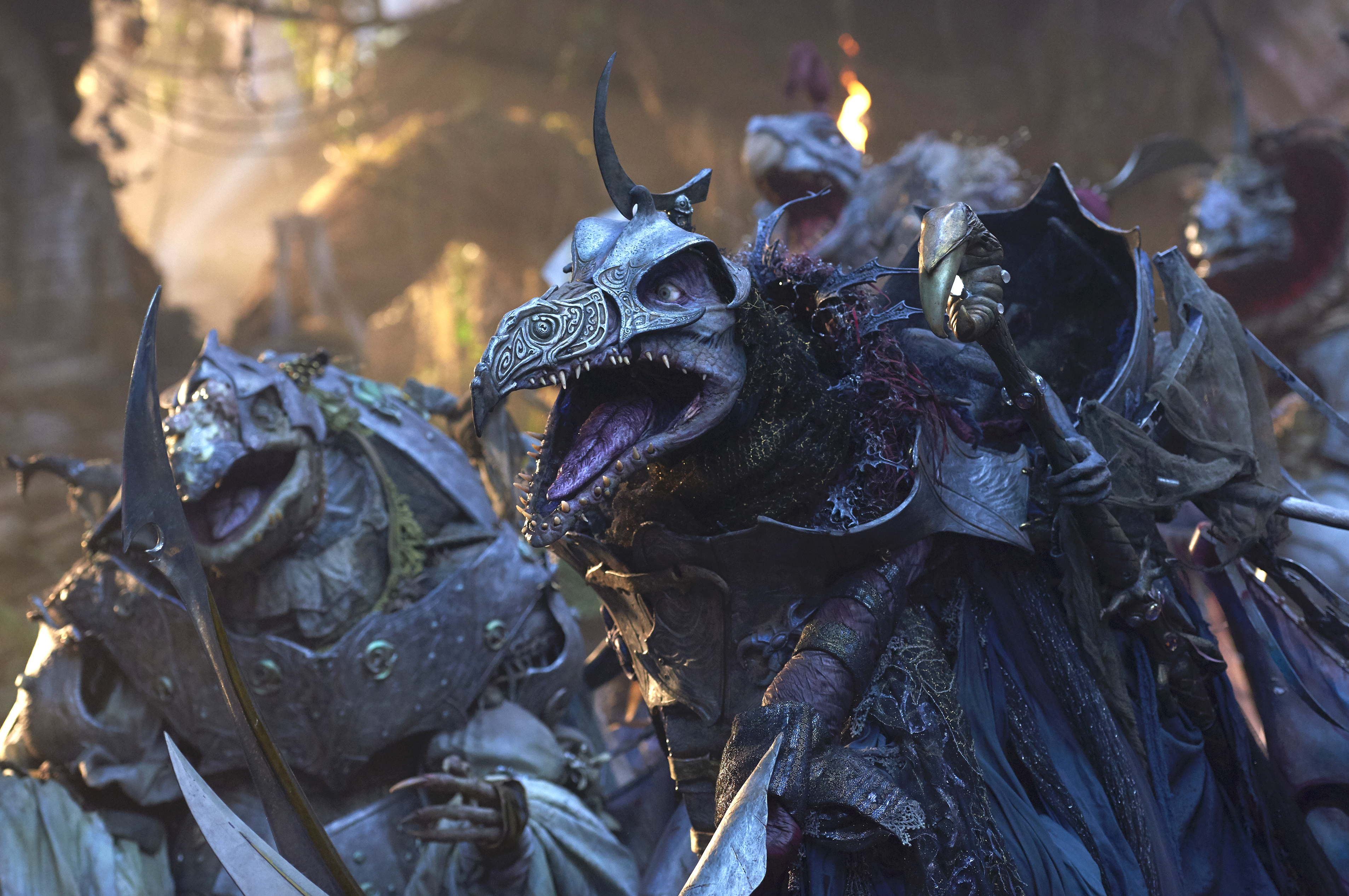 The Dark Crystal' Producers on Epic Ending; Season 2 Possibilities ...