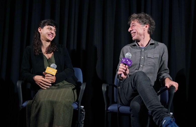 Tamara Kotevska and Ljubo Stefanov
