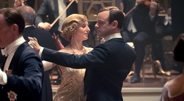 "Laura Carmichael and Harry Hadden-Paton, ""Downton Abbey"""