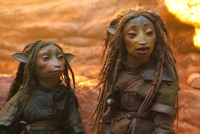 """""""The Dark Crystal: Age of Resistance"""""""