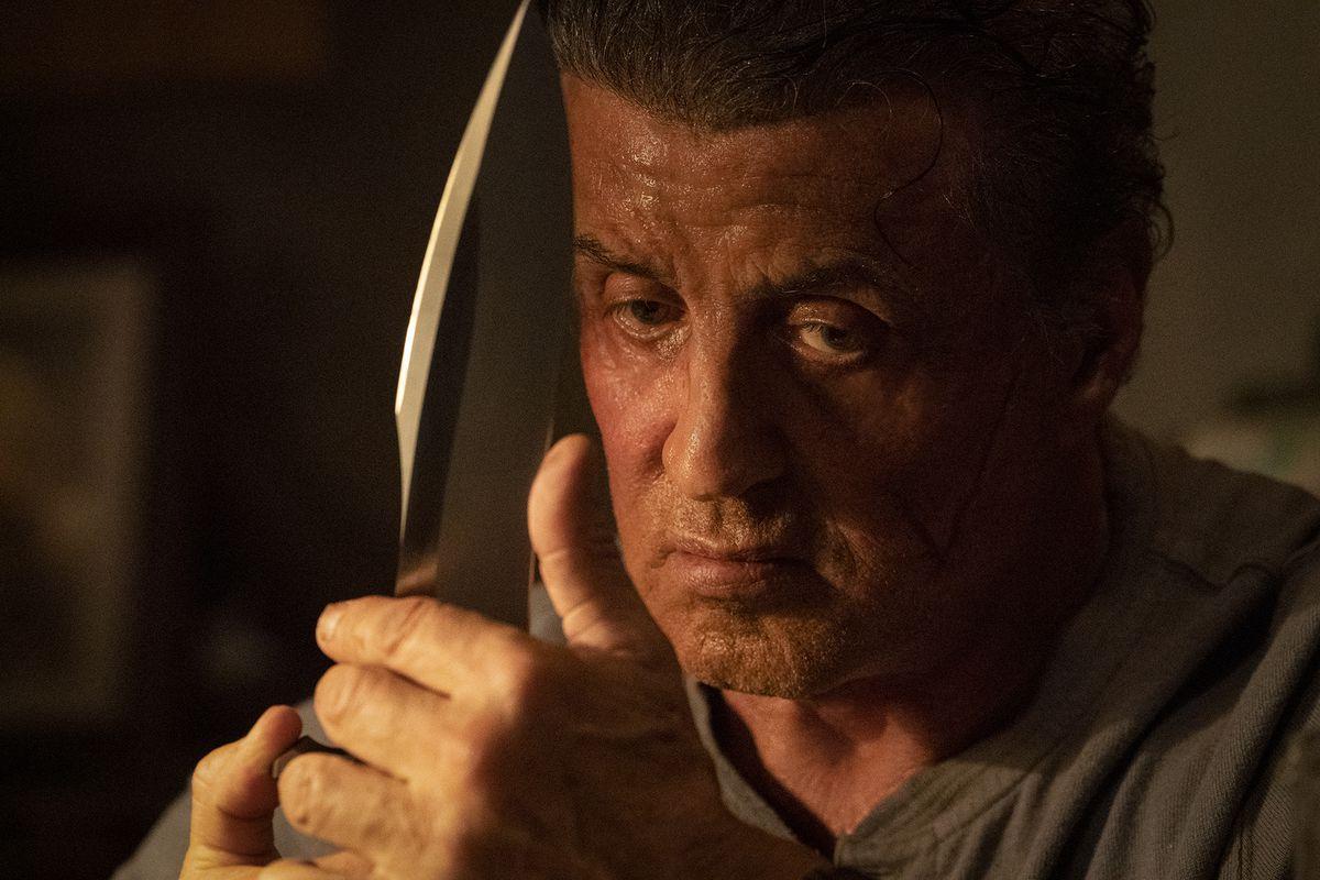 rambo\u0027 creator slams \u0027last blood\u0027 as a degrading Rambo with Knife