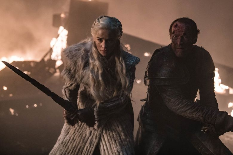 'Game of Thrones': 'The Long Night'