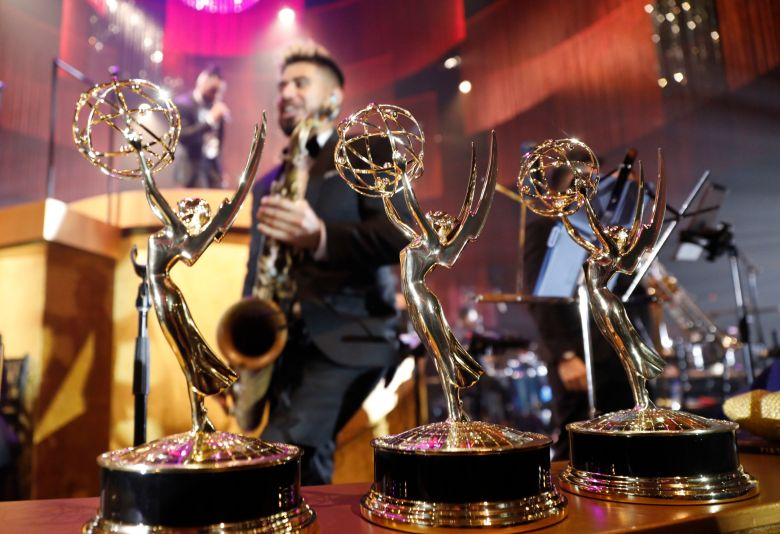 General view of atmosphere at the Governors Ball during night two of the Television Academy's 2019 Creative Arts Emmy Awards, at the Microsoft Theater in Los AngelesTelevision Academy's 2019 Creative Arts Emmy Awards - Governors Ball - Night Two, Los Angeles, USA - 15 Sep 2019