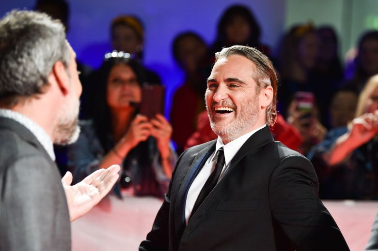 Joaquin Phoenix 'The Joker' premiere, Arrivals, Toronto International Film Festival, Canada - 09 Sep 2019