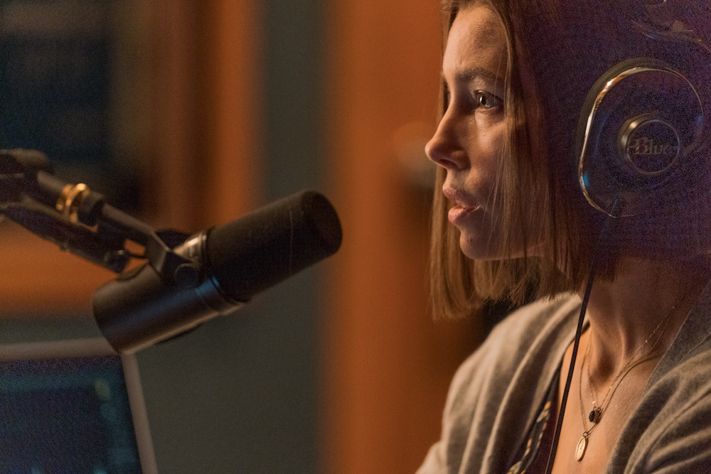 'Limetown' Review: Jessica Biel Enlivens Facebook Watch's Spooky Podcast Adaptation — TIFF