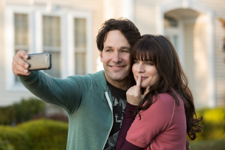 How did Paul Rudd become famous?