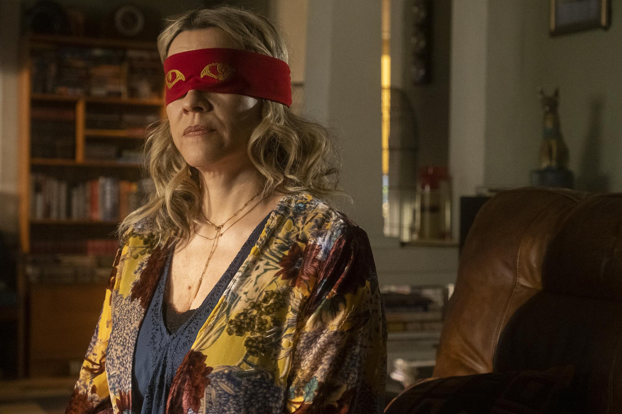 Linda Emond as Connie Clark - Lodge 49 _ Season 2, Episode 5 - Photo Credit: Jackson Lee Davis/AMC