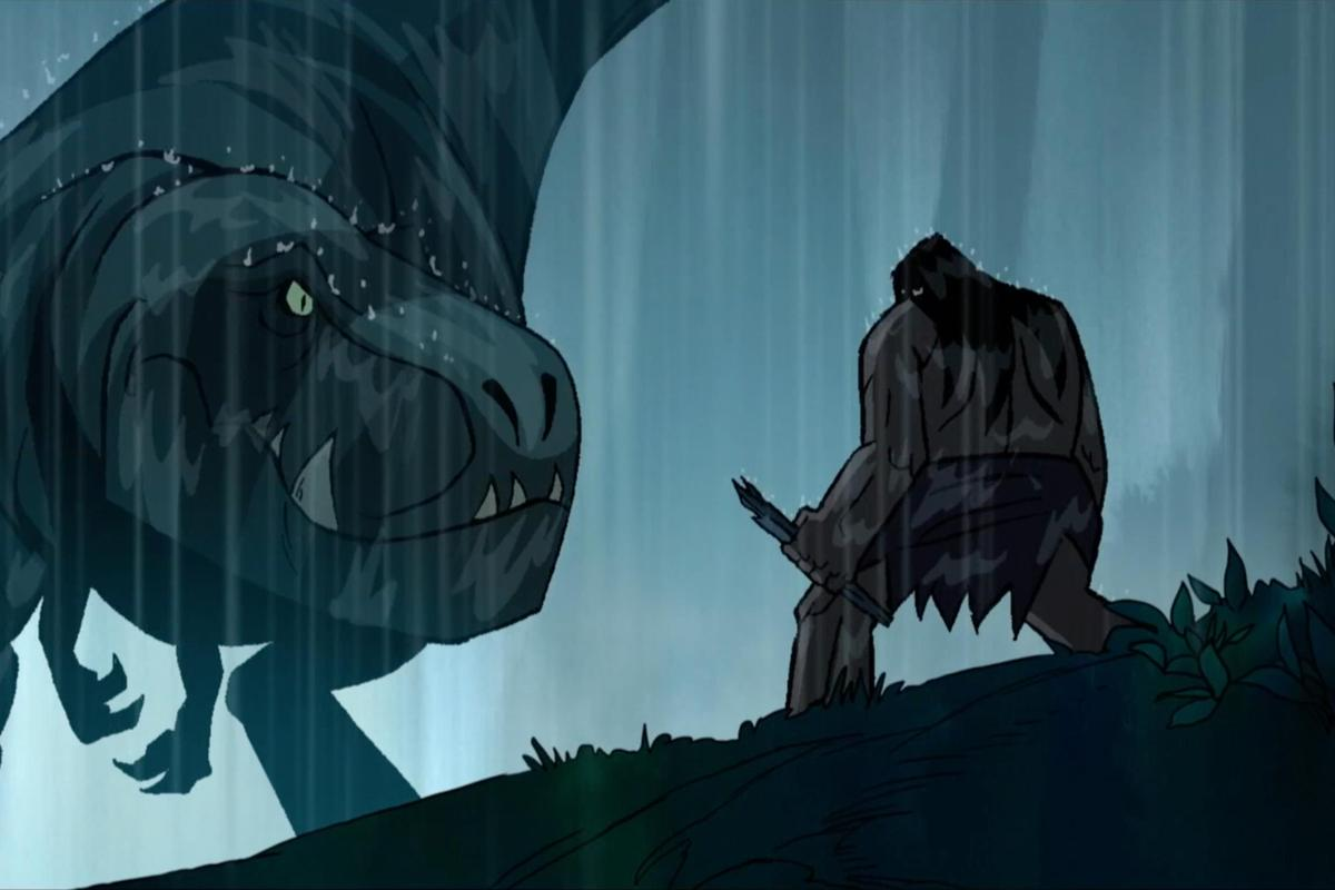 'Primal': Genndy Tartakovsky Made a Fresh New Adventure Story That Sounds as Stunning as It Looks
