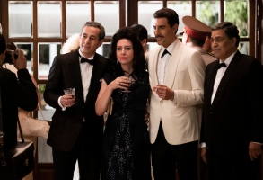 The Spy Netflix Sacha Baron Cohen