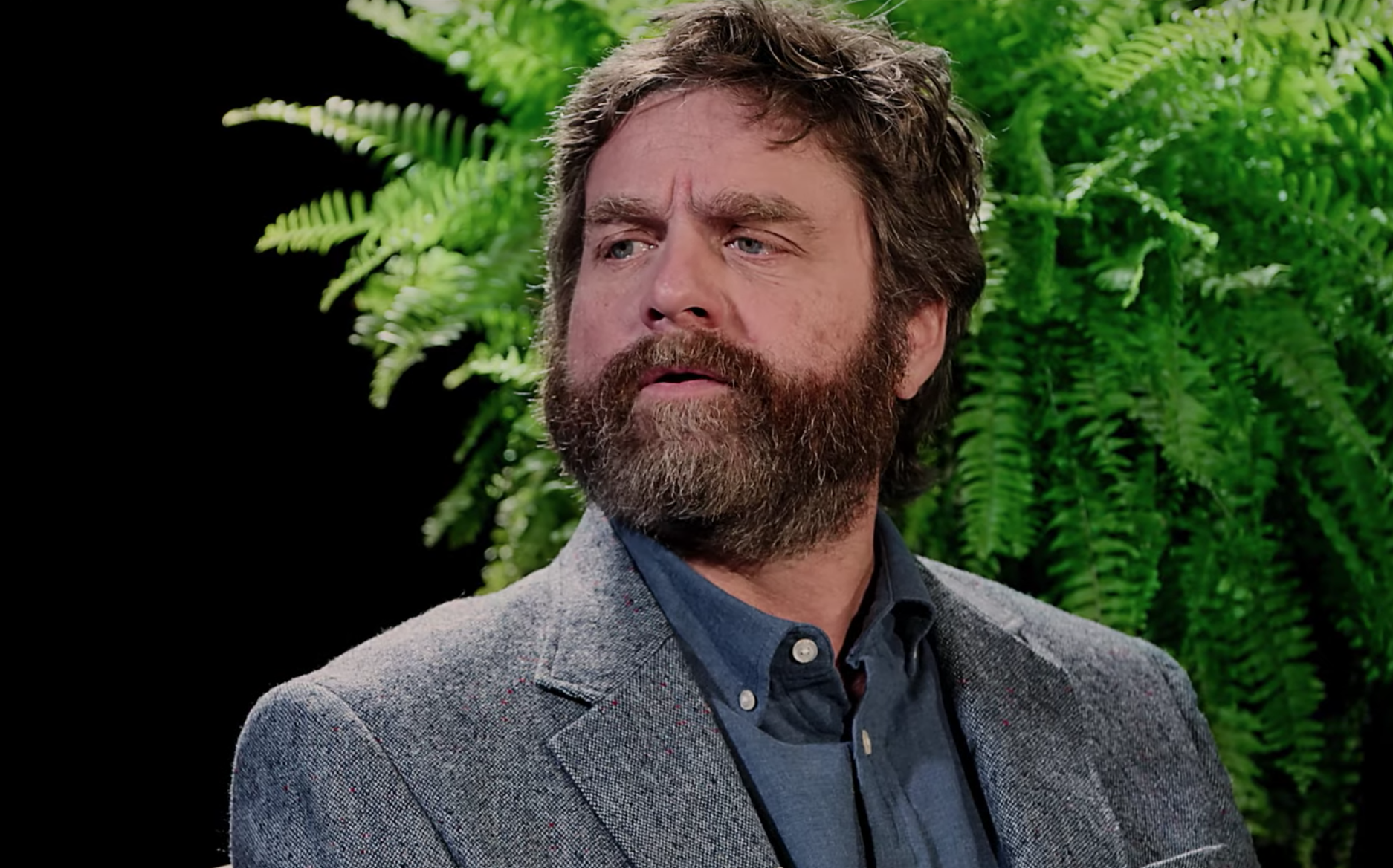 'Between Two Ferns: The Movie' Trailer: Zach Galifianakis Hits the Road for Netflix