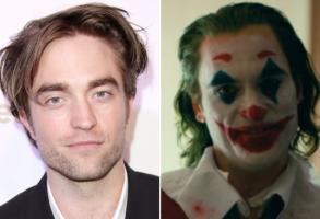 """Robert Pattinson, Joaquin Phoenix's """"Joker"""""""