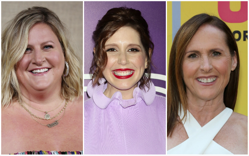 'Real Housewives' Live: Molly Shannon, Vanessa Bayer and More Are Divine — Listen