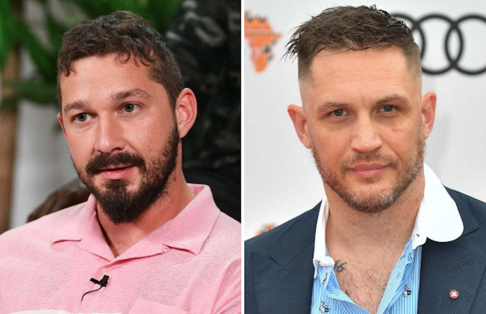 Shia Labeouf Tells The Real Story Of Knocking Out Tom Hardy Indiewire