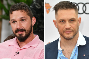 Shia LaBeouf Tells the Real Story of 'Knocking Out' Tom Hardy: 'It's a Bunch of Bullshit'