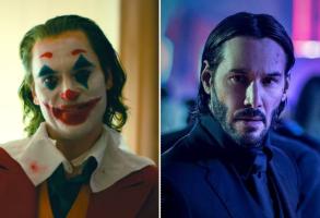 """Joker"" and ""John Wick"""