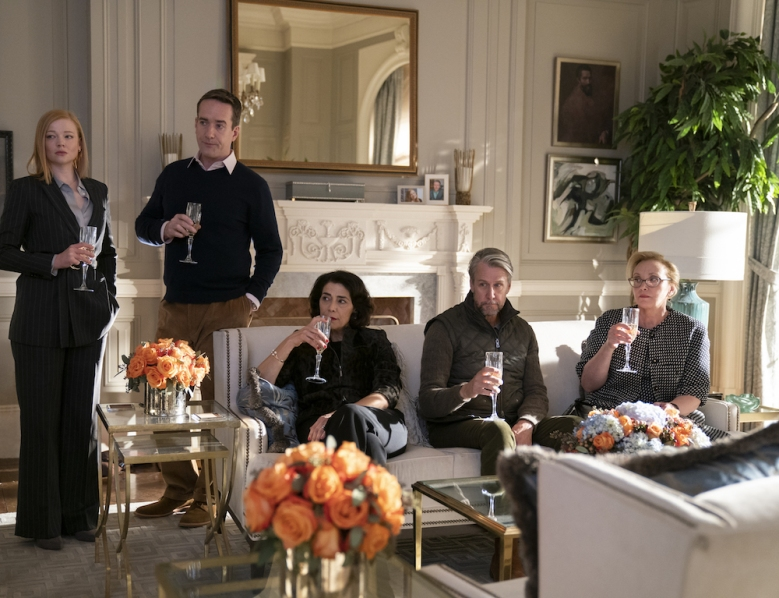 Succession Season 2 cast Episode 5 HBO