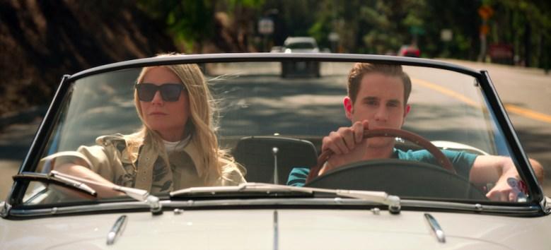 "Gwyneth Paltrow and Ben Platt in ""The Politician"" Netflix"