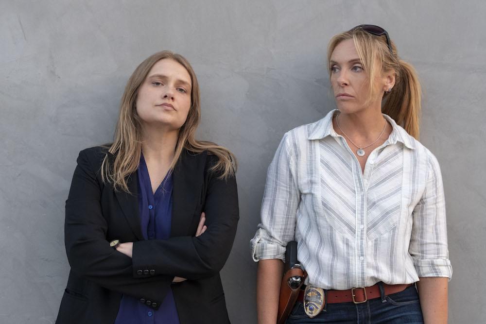 Unbelievable Netflix Merritt Wever Toni Collette