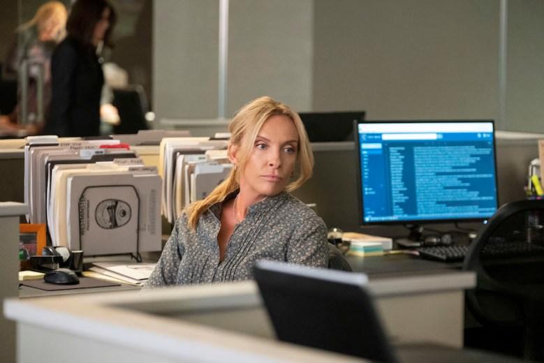 """Toni Collette in """"Unbelievable"""" Netflix"""