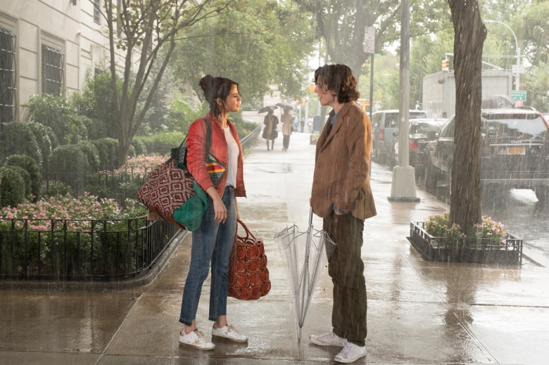 A Rainy Day in New York' Review: Woody Allen Comedy Is Mediocre | IndieWire