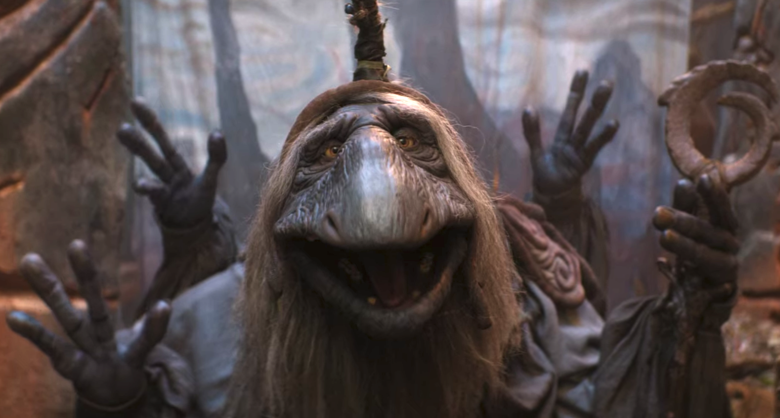 'The Dark Crystal': The Puppet Wizardry Behind the Most Hilarious Parts of 'Age of Resistance'