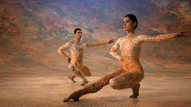 'Cunningham' Trailer: Iconic Choreographer in Vibrant
